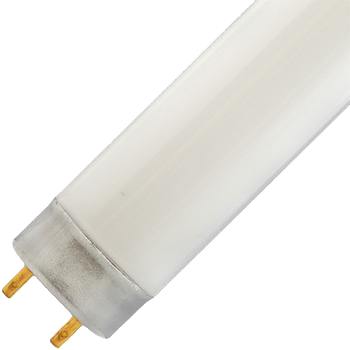 Fluorescent tube light