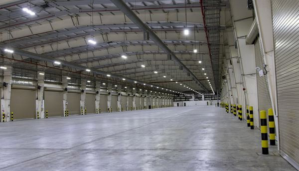 8 foot led fluorescent replacement lighting for warehouses