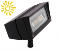 Solar Compatible LED 10-30V DC Flood Light