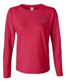 Ladies Long Sleeve T-Shirt (1037)