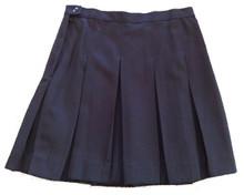 10-Pleat Skirt Navy (1001)