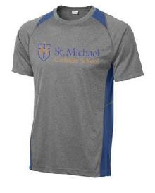 Performance T-Shirt with Logo, Spirit Wear (1045)