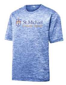 Posicharge Performance T-Shirt with Logo, Spirit Wear (1045)