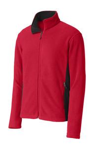 Adult Fleece Jacket with Logo, Spiritwear (1010)
