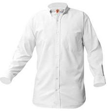Long Sleeve Oxford Shirt (1001)
