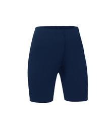 Bike Shorts, Moisture Wicking (NVY)