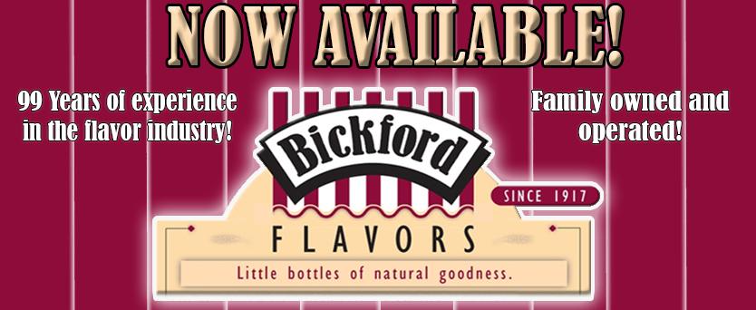 Bickford Flavors!