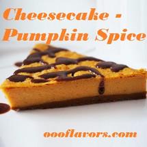 Cheesecake - Pumpkin Spice (OOO)