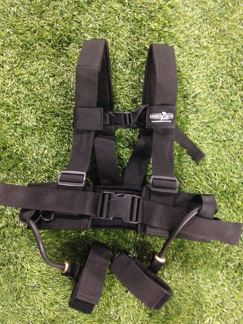 Power Punch MMA Boxing Harness Hammer Smith Sports.