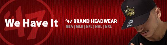 47Brand Headwear