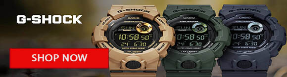 G-Shock Wacthes