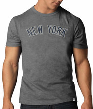'47 New York Yankees Scrum Tee Grey