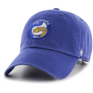 '47 Parramatta Eels Clean Up Cap Blue NRH-RGW11GWSNL-RY
