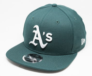 New Era 9Fifty Oakland Athletics Dream Fit Cap Green