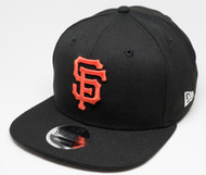New Era 9Fifty San Francisco Giants Dream Fit Cap Black