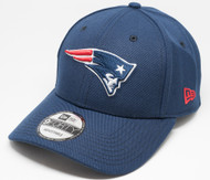 New Era 9Forty New England Patriots Pop Cap Navy