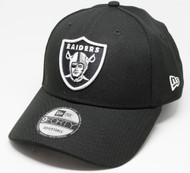 New Era 9Forty Oakland Raiders Pop Cap Black