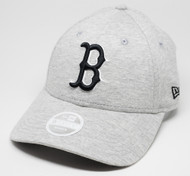 New Era 9Forty Boston Red Sox Heather Jersey Ladies Cap