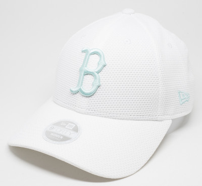New Era 9Forty Boston Red Sox Mesh Ladies Cap White