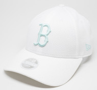 New Era 9Forty Boston Red Sox Mesh Ladies Cap White