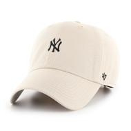 '47 New York Yankees Bone Base Runner Clean Up Cap