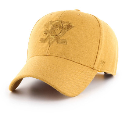 '47 Anaheim Ducks MVP Wheat Snapback Cap