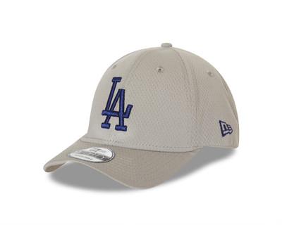 New Era 9Forty LA Dodgers Grey Cap