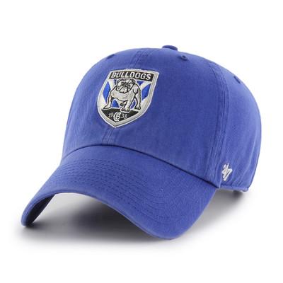 '47 Canterbury Bulldogs Clean Up Cap Blue Hat