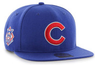 Chicago Cubs Sure Shot Captain Cap