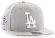 LA Dodgers Sure Shot Captain Cap
