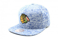 mitchell & ness blackhawks Against the grain cap