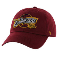 Cleveland Cavaliers 47 Brand Fitted Cap