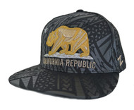 california republic golden bear cap