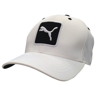 Cat Patch relax puma white hat