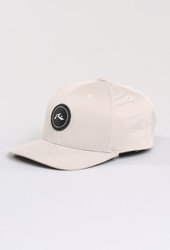 Rusty stone grey scout adjustable cap
