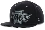 Zephyr Los Angeles Kings Menace Cap Black