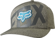 Fox Racing Layered Flexfit Heathered Grey Cap
