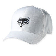 Fox Racing Legacy White Cap