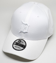 New Era 9Forty Tonal White Detroit Tigers Cap