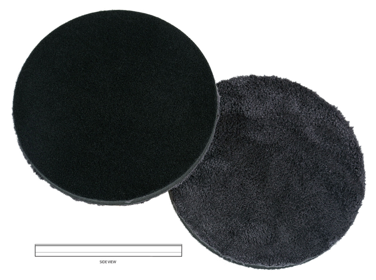 lake country microfiber polishing pad 6 www carpro. Black Bedroom Furniture Sets. Home Design Ideas