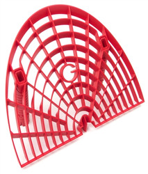 Grit Guard Wash Board - Red