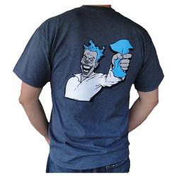 "Microfiber Madness: T-shirt ""Proud Clown"" (Extra Large)"