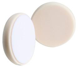 "Buff and Shine ""Cream"" Jeweling Pad 6 1/4"""