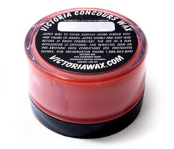 Victoria Concours Red Wax (6 oz)