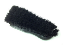 Natural Horse Hair Leather Upholstery Brush