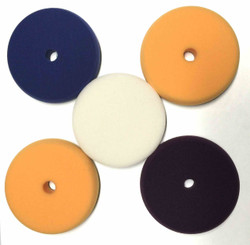 "5 Pack Mix n Match 5 1/2"" Spider Pads"