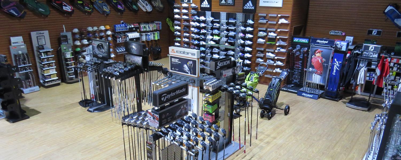Golfio Retail Store