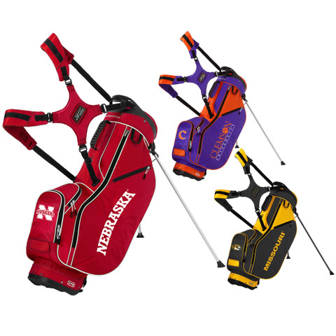 Sun Mountain NCAA College Licensed Stand Bag 2017 - Golfio on bennington golf bags women's, bennington golf bags 2014, bennington golf bag dealers, ladies golf bags, bennington golf bag shipping, ping golf bags, bennington golf bag stand, bennington golf bags discount,