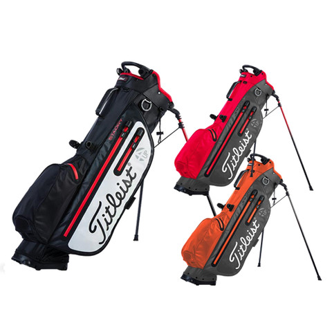 titleist players 4up stadry stand bag 2018 golfio