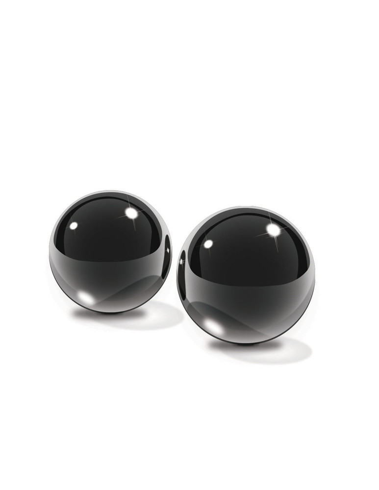 Fetish Fantasy Limited Edition Glass Ben Wa Balls (Medium) | Lily Hush